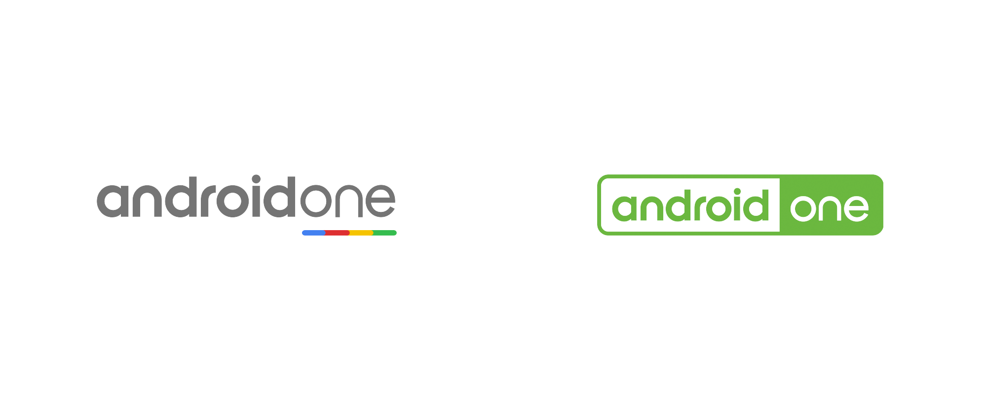 New Logo for Android One