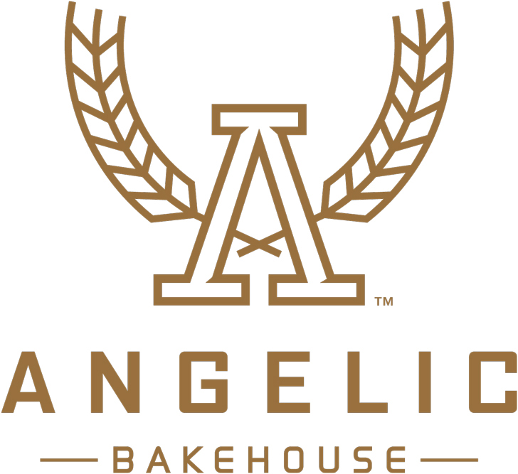 brand new new name logo and packaging for angelic