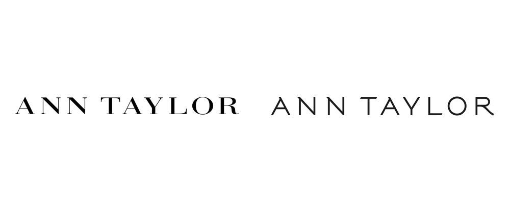 New Logo for Ann Taylor