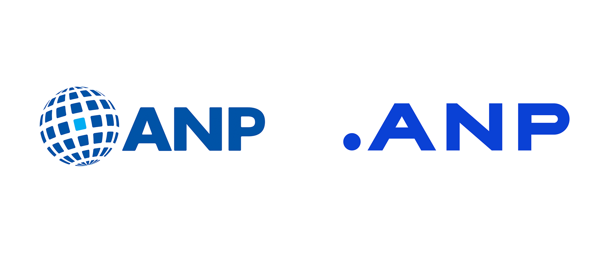 New Logo and Identity for ANP by Vruchtvlees