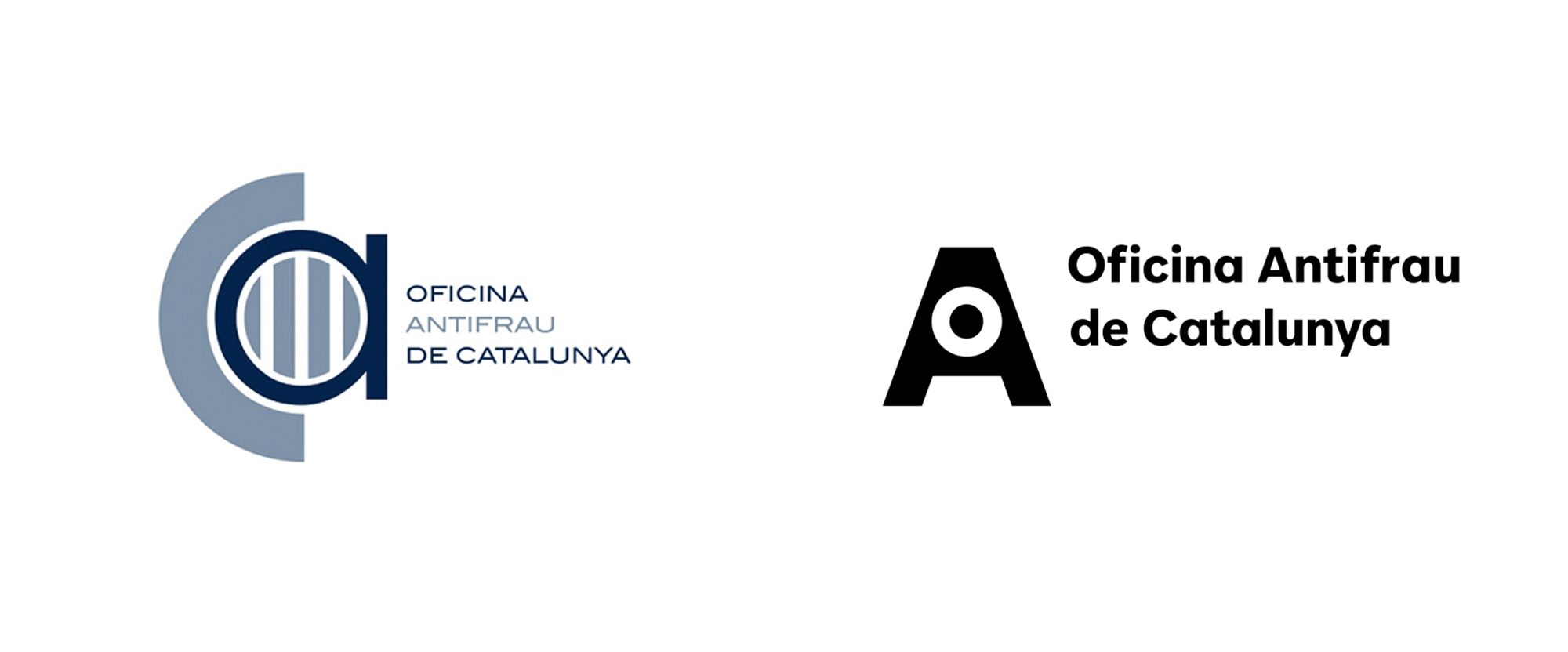 New Logo and Identity for Anti-Fraud Office of Catalonia by Estudio Diego Feijóo