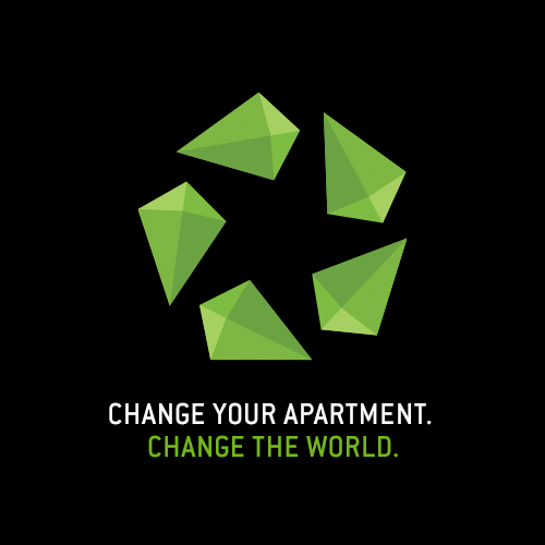 New Logo For Apartments.com