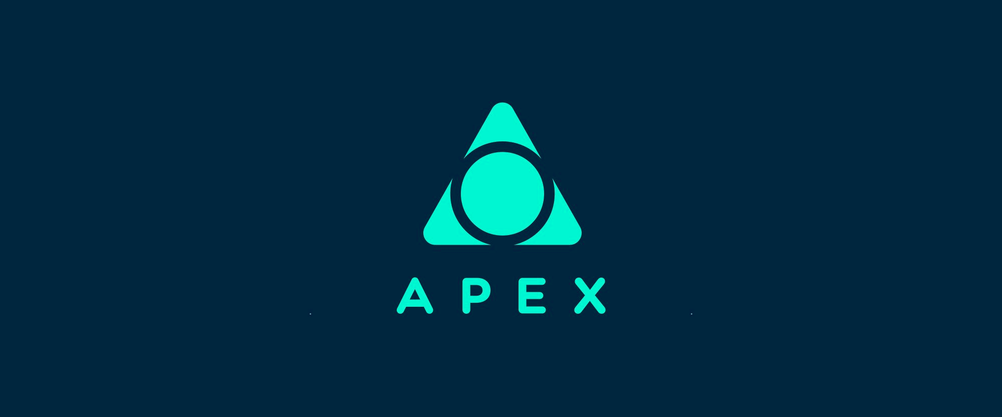 New Logo and Identity for Apex by Underexposed
