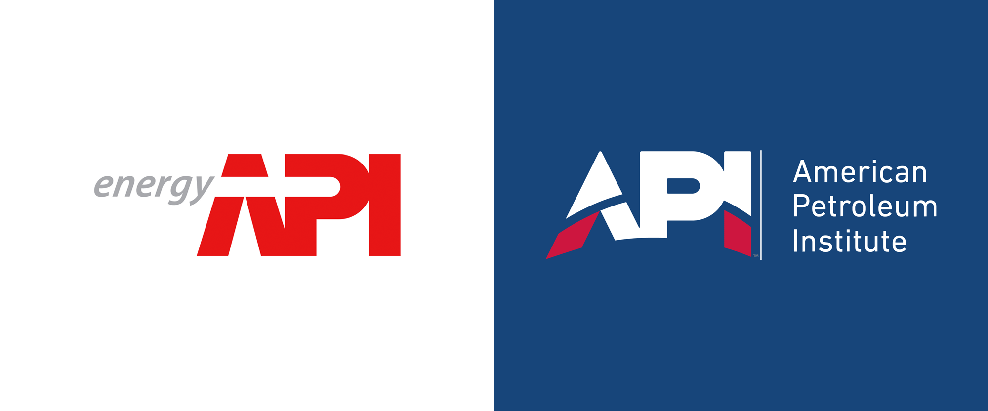 New Logo for American Petroleum Institute by Wantbranding