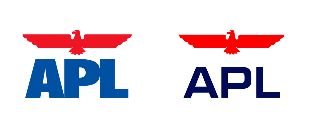 New Logo for APL by Brandimage