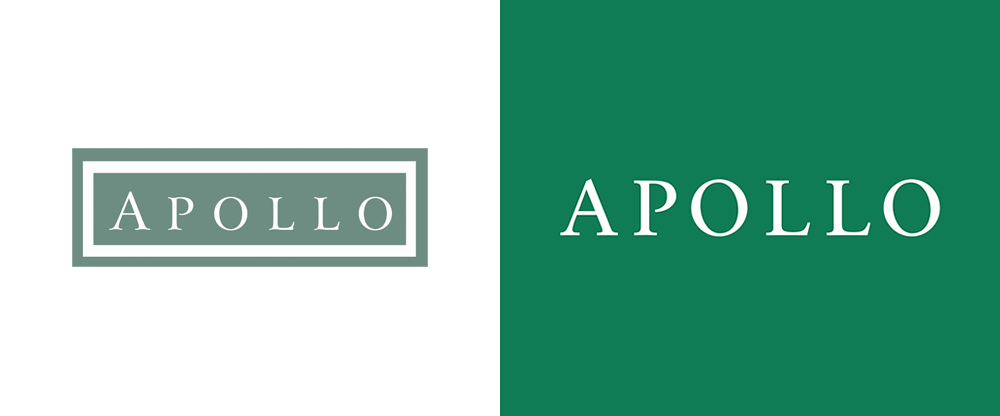 New Logo and Identity for Apollo Global Management by Chermayeff & Geismar & Haviv