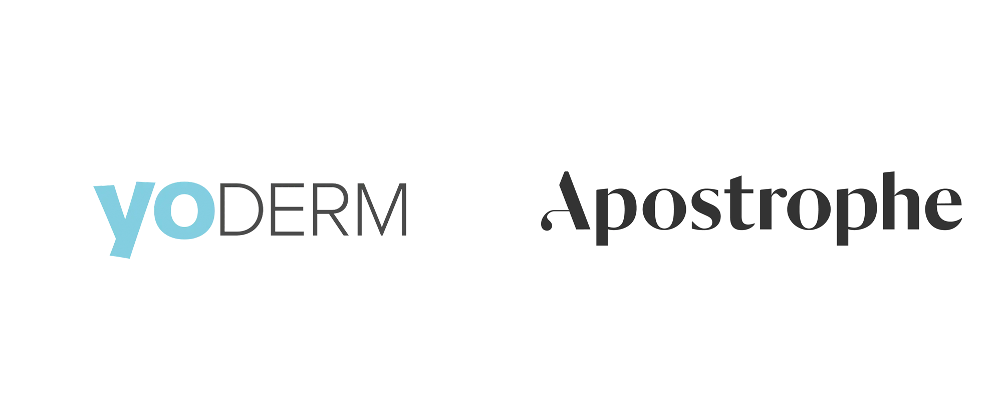 Brand New: New Name, Logo, and Identity for Apostrophe by ...