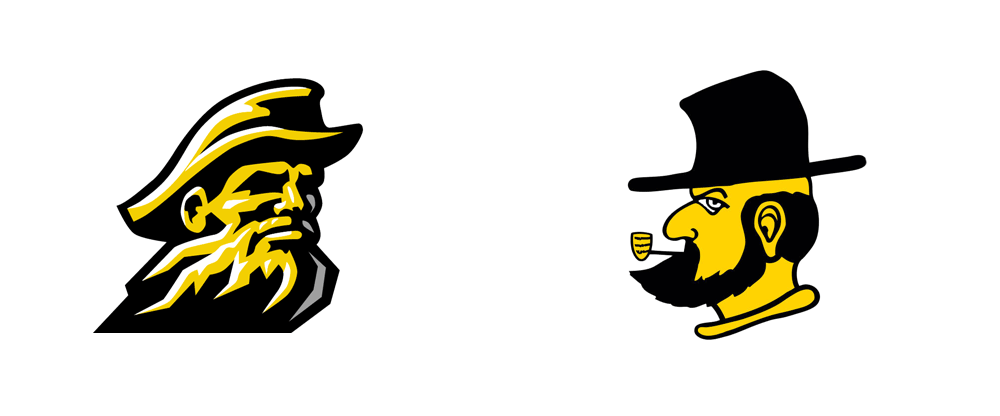 New Logos for Appalachian State Mountaineers