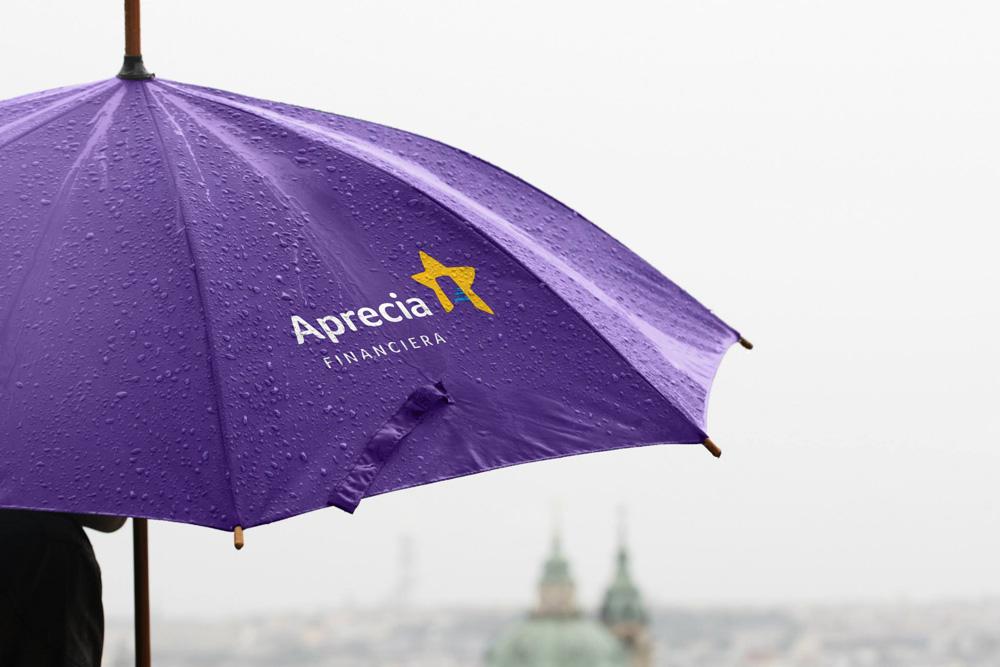 New Name, Logo, and Identity for Aprecia by Ideograma