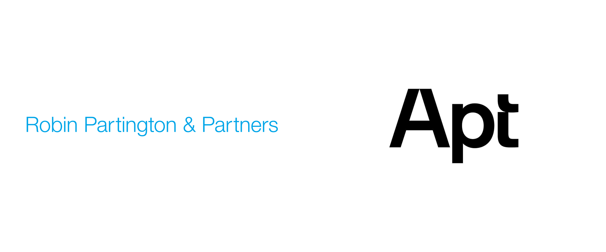 New Logo and Identity for Apt by Greenspace
