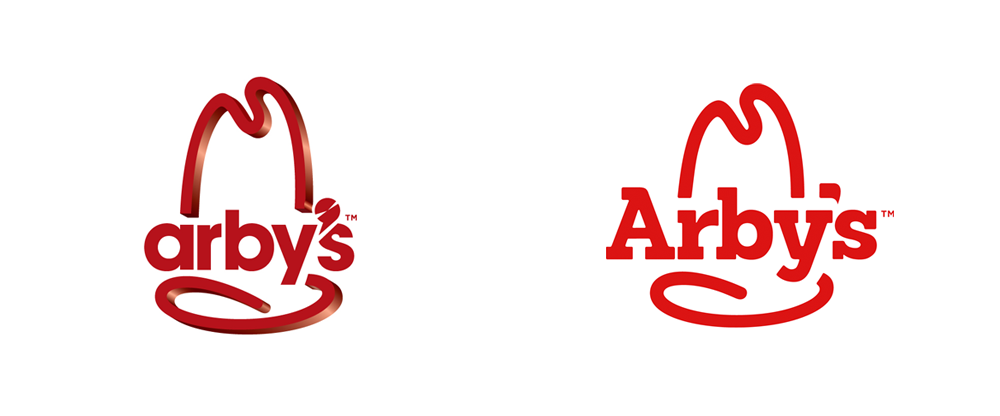 New Logo for Arby's