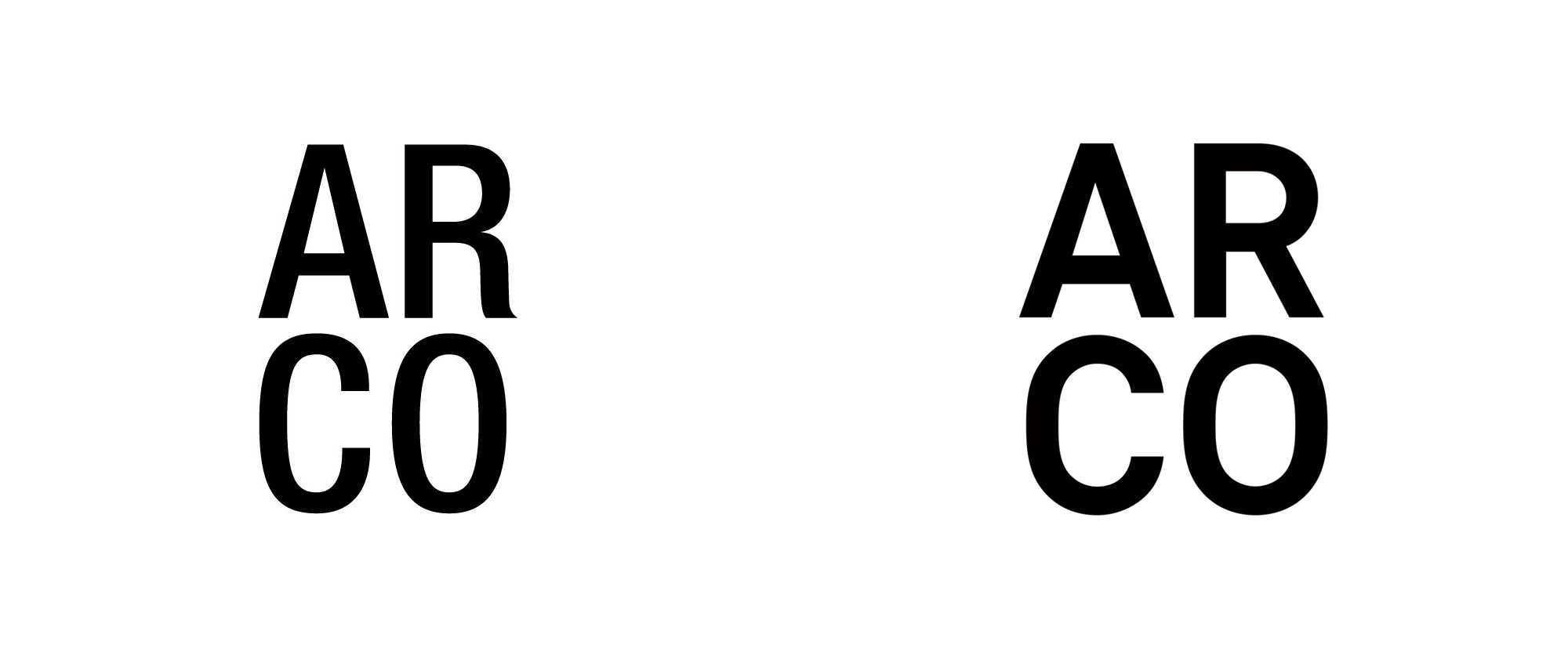 New Logo and Identity for ARCO by multipleStudio