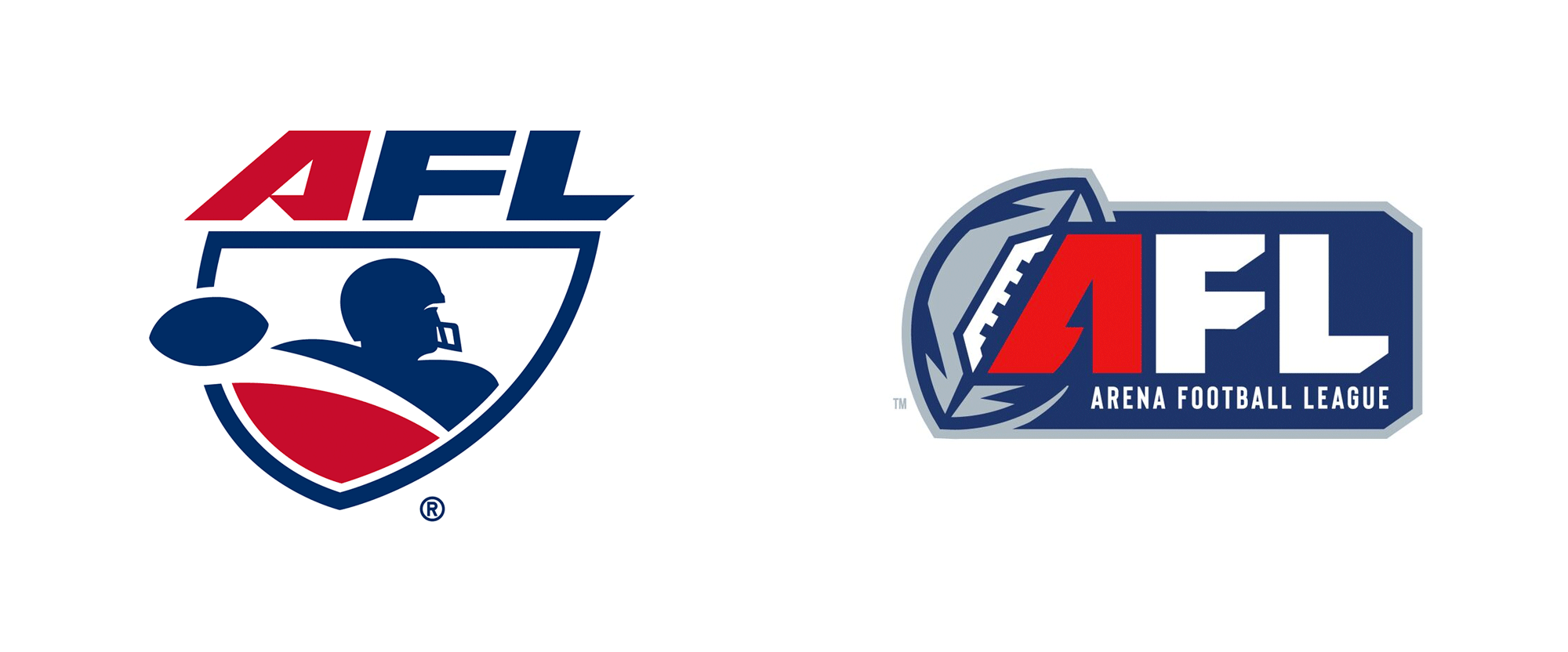 New Logo for Arena Football League by Chuck Kacsur Design
