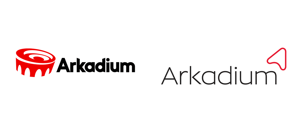 New Logo and Identity for Arkadium by Want Branding