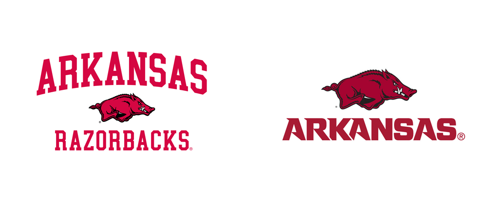 New Identity and Uniforms for Arkansas Razorbacks by Nike