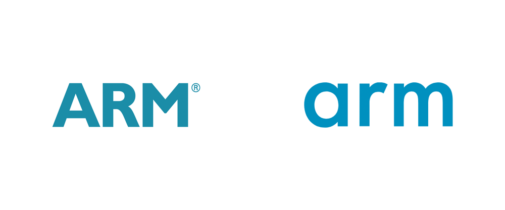 New Logo for Arm