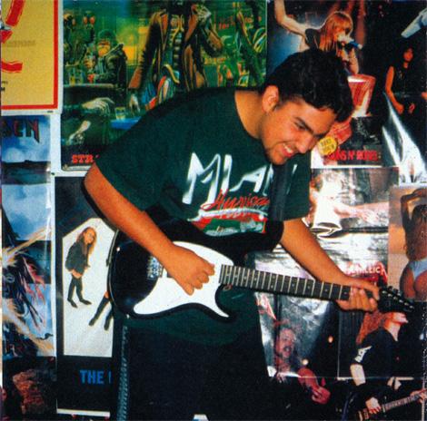 Me, circa 1995