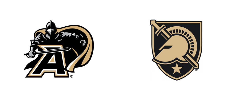 b1ec15f0b1d Brand New  New Logo and Uniforms for Army West Point Athletics by Nike