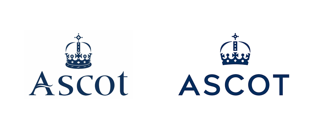 Brand New New Logo And Identity For Ascot By The Clearing