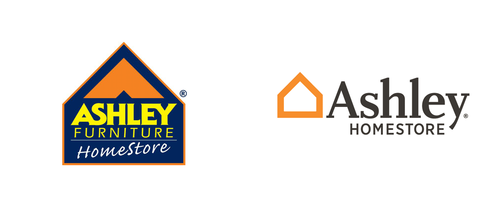 Brand New New Logo For Ashley Homestore