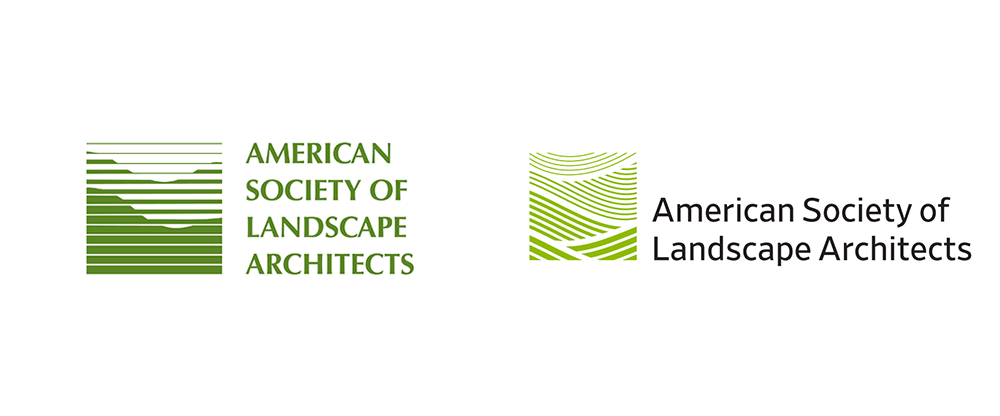 New Logo for American Society of Landscape Architects