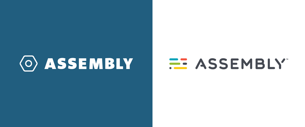 New Logo and Identity for Assembly by Focus Lab