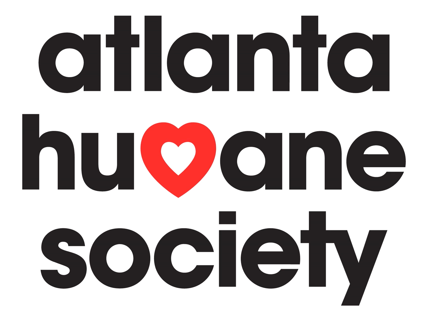 New Logo and Identity for Atlanta Humane Society by Matchstic