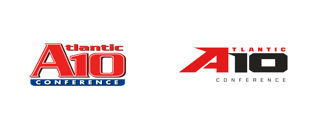 New Logo and Identity for Atlantic 10 Conference by 160over90