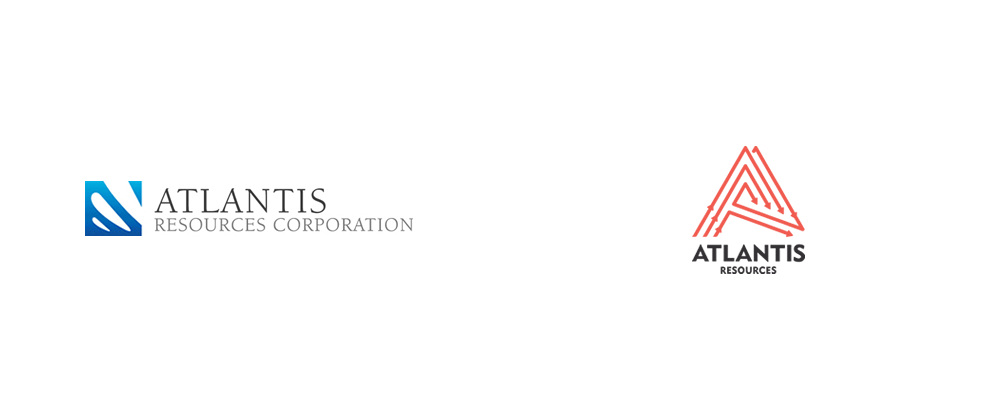 New Logo for Atlantis Resources by SomeOne