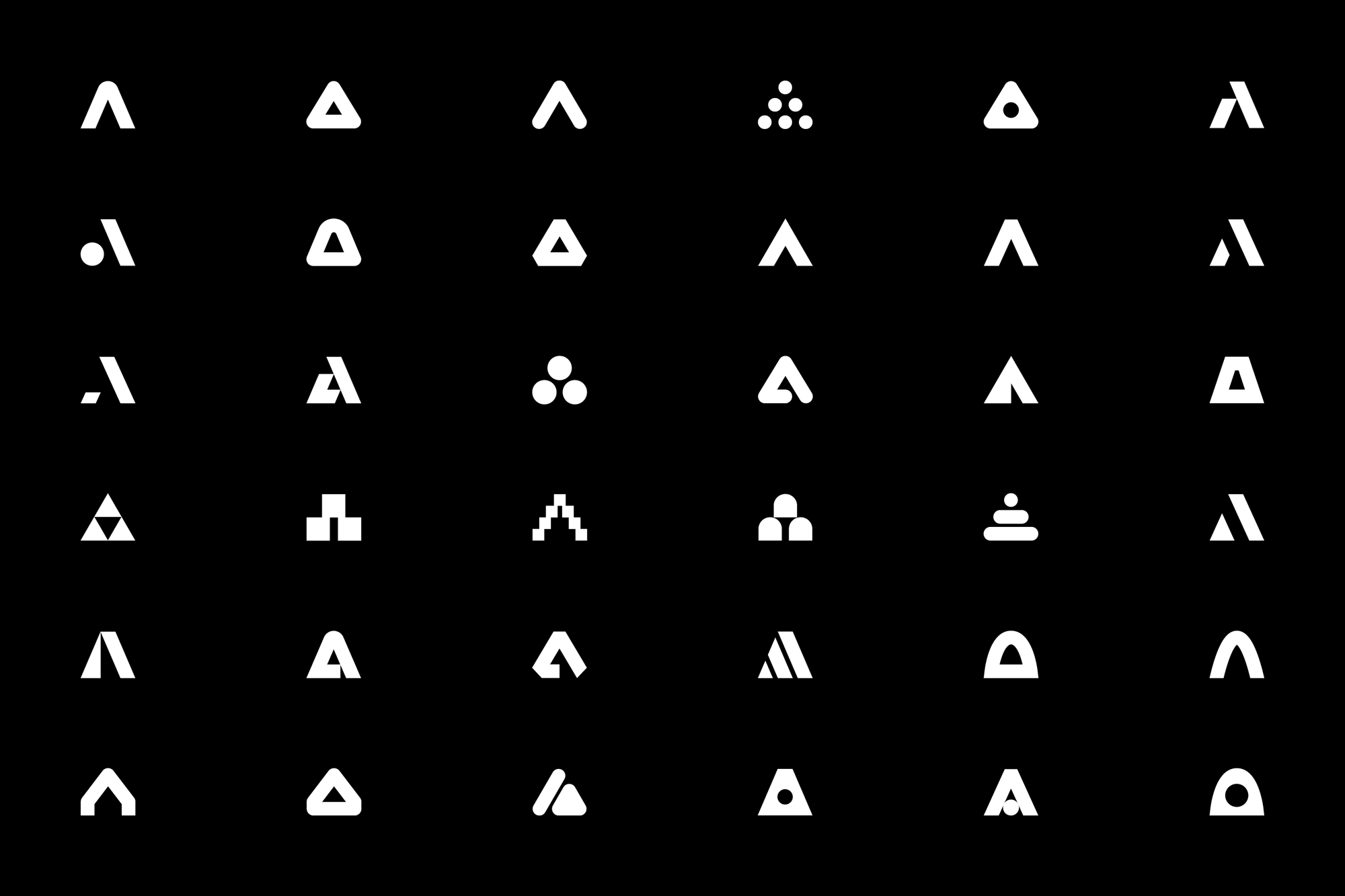 New Logo and Identity for ATLAS by Berger & Föhr