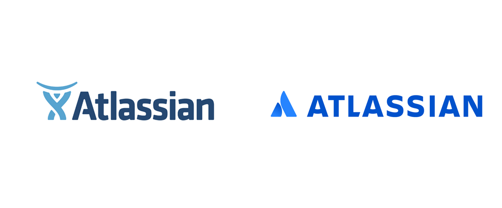 Brand New: New Logo and Identity for Atlassian done In-house
