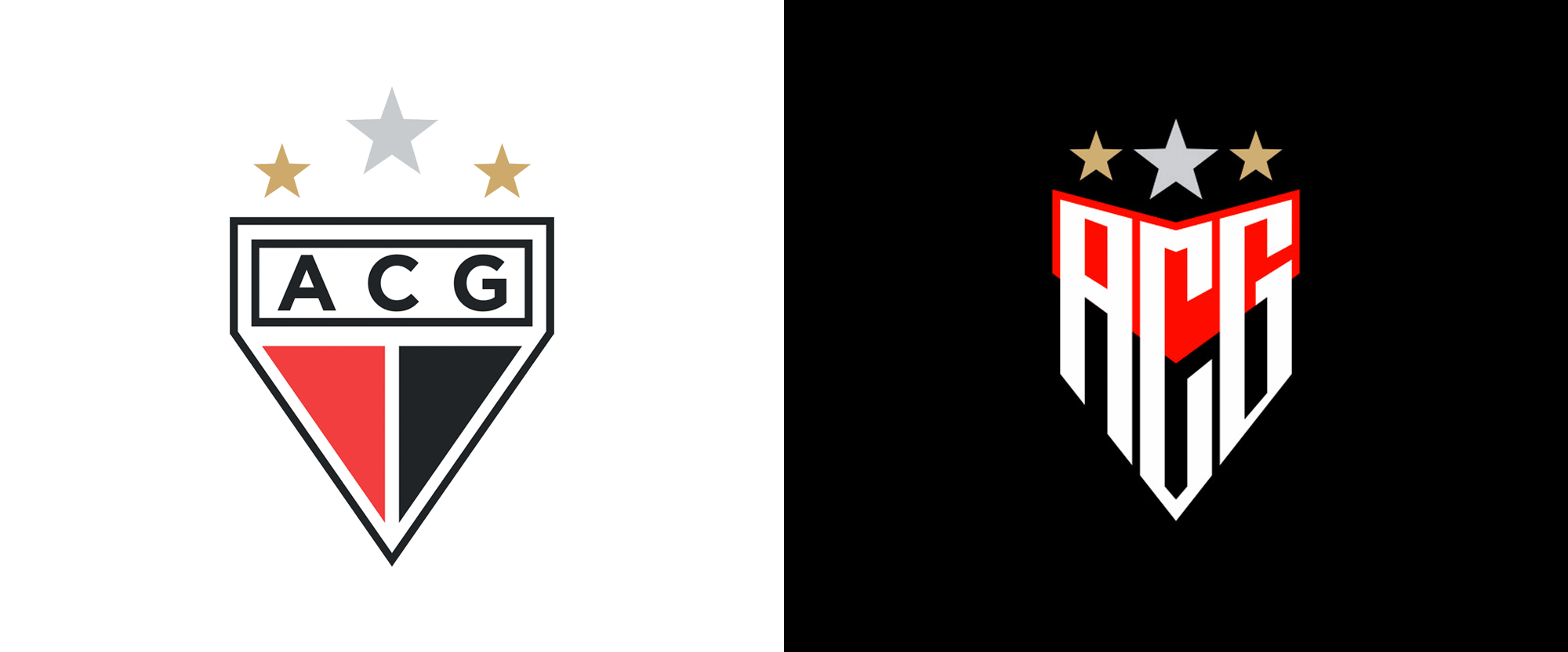 New Logo for Atlético Clube Goianiense by Futbox