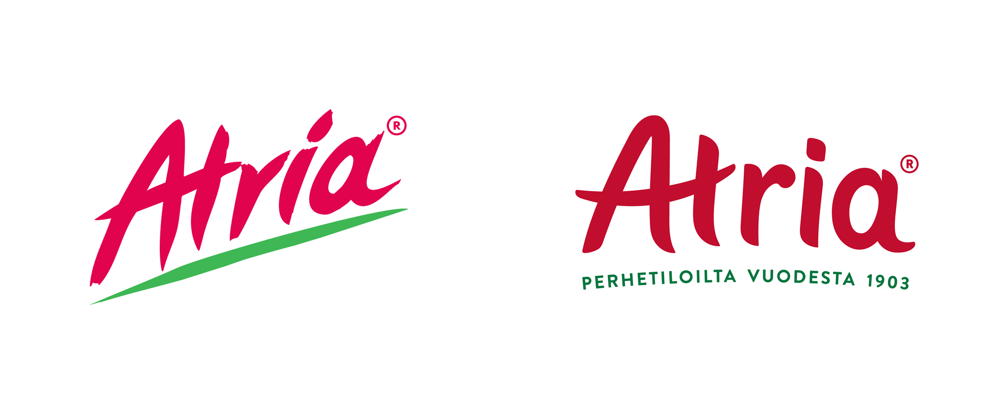 New Logo for Atria by BrandMe