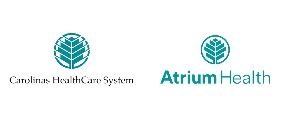 New Name and Logo for Atrium Health