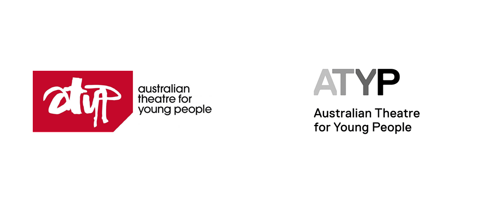 New Logo for Australian Theatre for Young People by Interbrand Australia