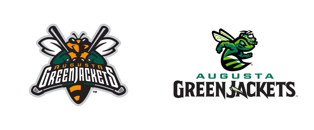 New Logos for Augusta Greenjackets by Brandiose