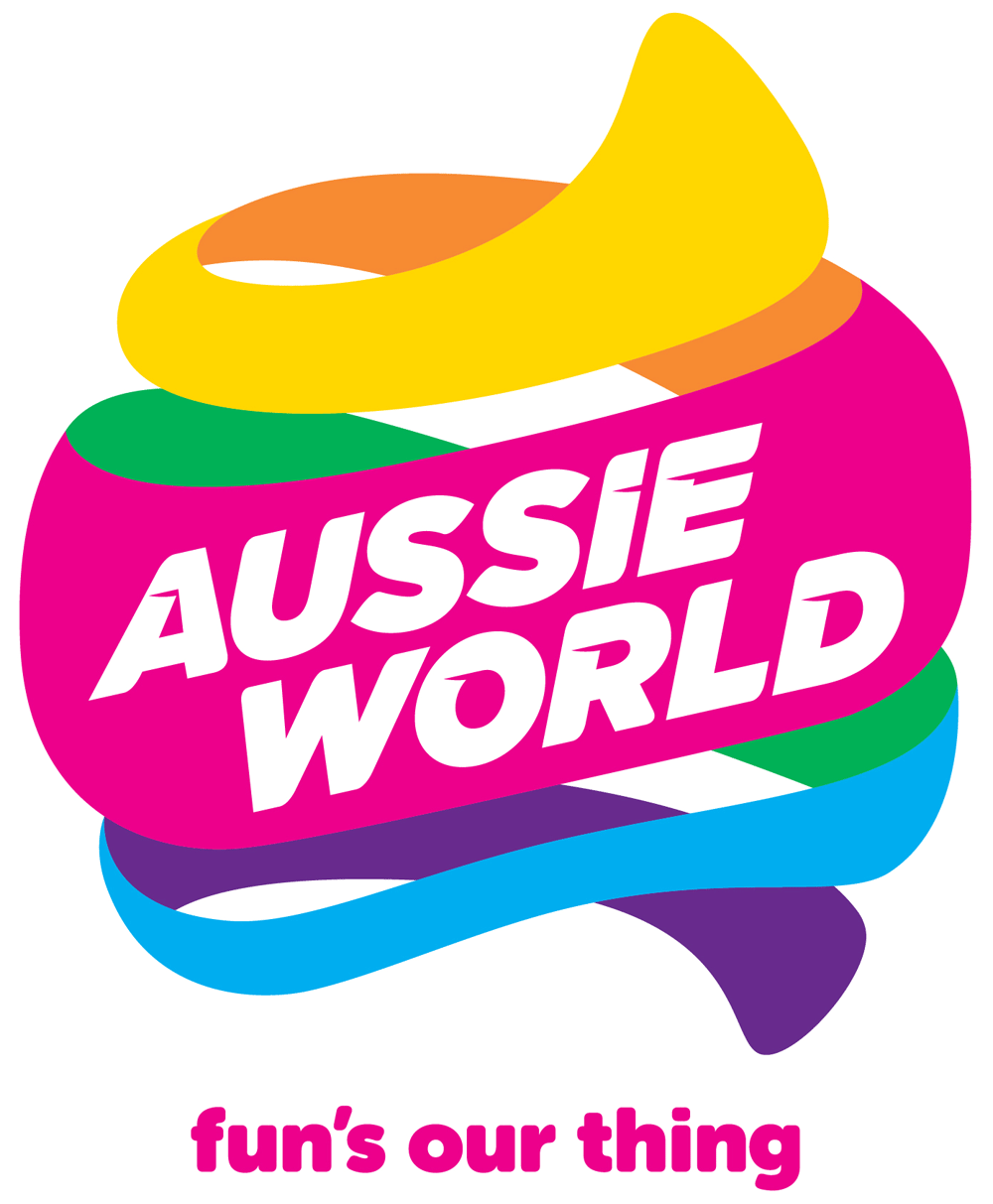 brand new new logo for aussie world by brother
