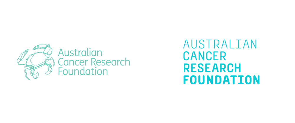 New Logo and Identity for Australian Cancer Research Foundation by RE: