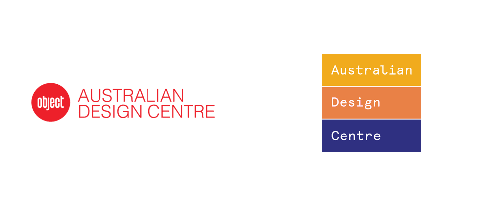 New Logo and Identity for Australian Design Centre by Interbrand