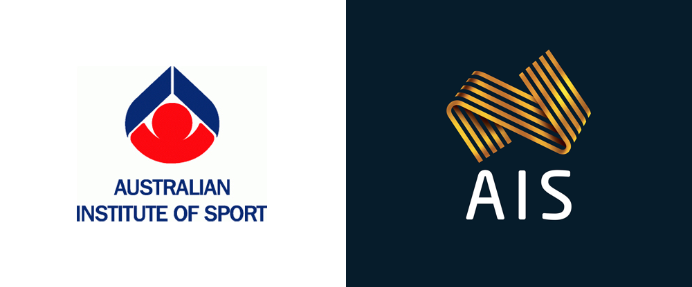New Logo for Australian Institute of Sport by Landor