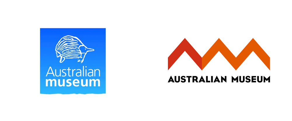 New Logo for Australian Museum by 303LOWE