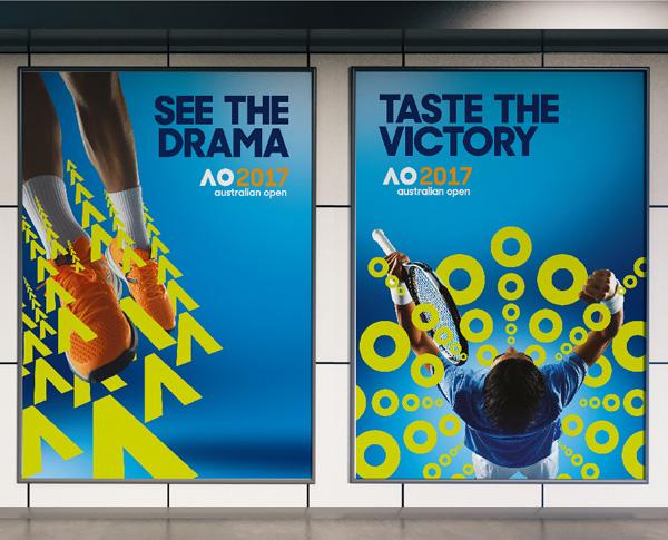 australian open rebrand