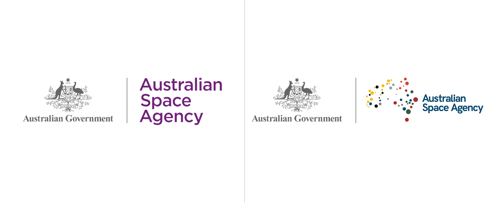 New Logo for Australian Space Agency