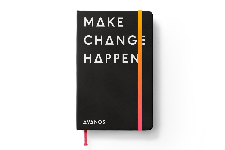 New Name, Logo, and Identity for Avanos by MerchantCantos