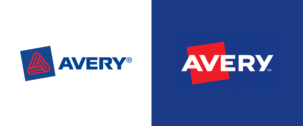 New Logo for Avery by Chermayeff & Geismar & Haviv
