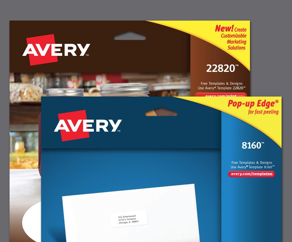avery com templates 8160