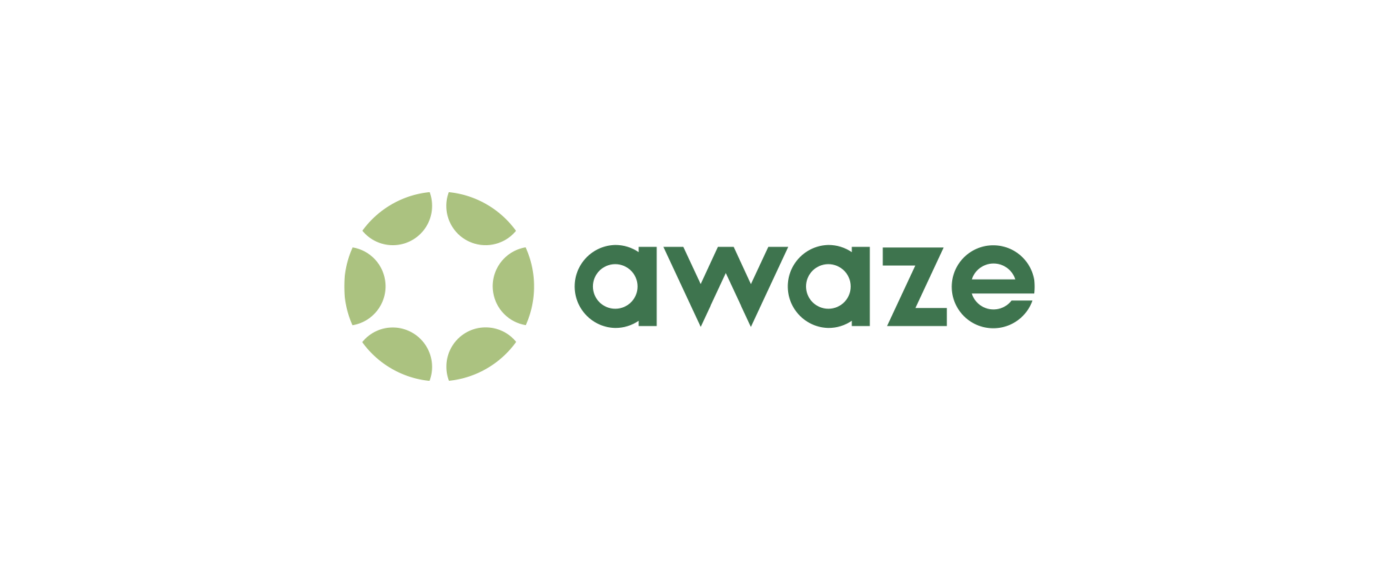 New Logo and Identity for Awaze by FOUR Agency