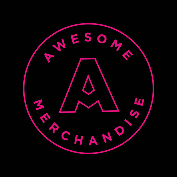 Brand New: New Logo and Identity for Awesome Merchandise ...