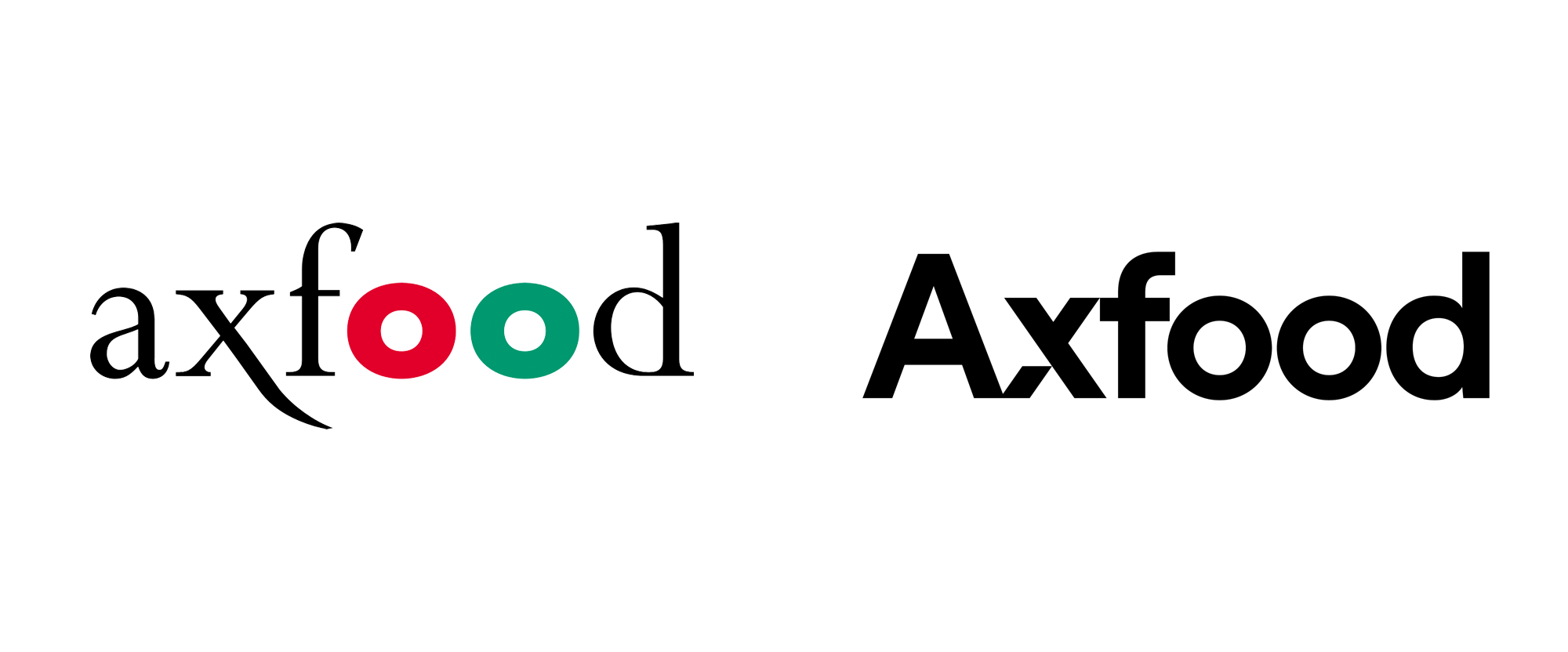 New Logo for Axfood by Kurppa Hosk