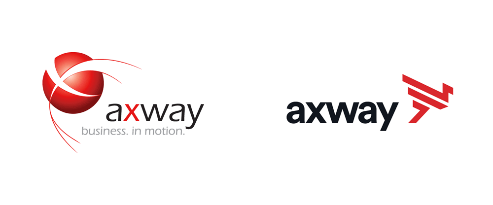 New Logo for Axway by Landor
